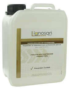 Lignosan 9 MEC 2,5 ltr